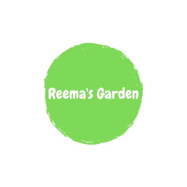 Reema's Garden Logo