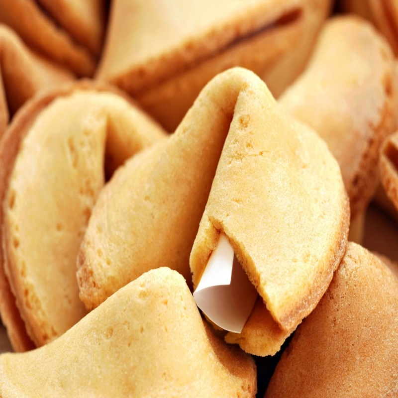 [Tuesday Scoop] The Secret Of Fortune Cookies