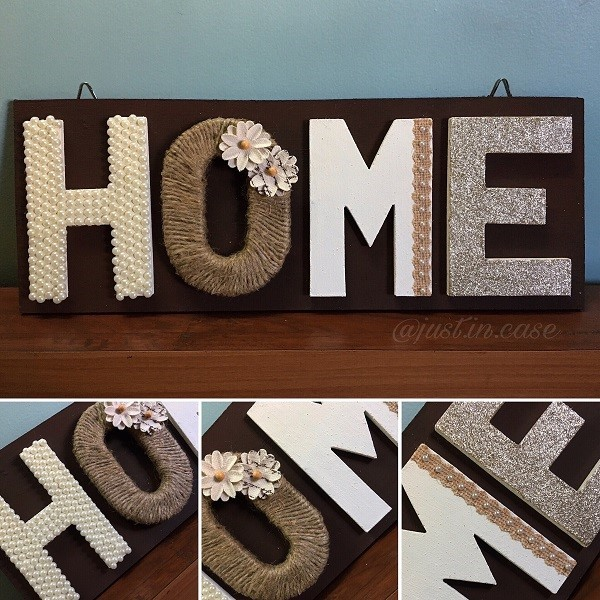 Home Decor Work by Suman Suresh