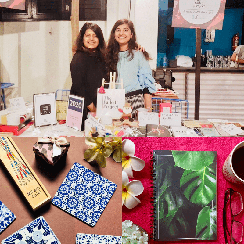 Meet the Talented Micro-Entrepreneurs Who are creating a Business out of their failed project