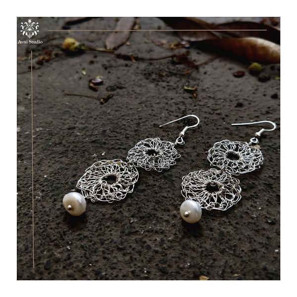 Handmade Earrings by Avni Studio