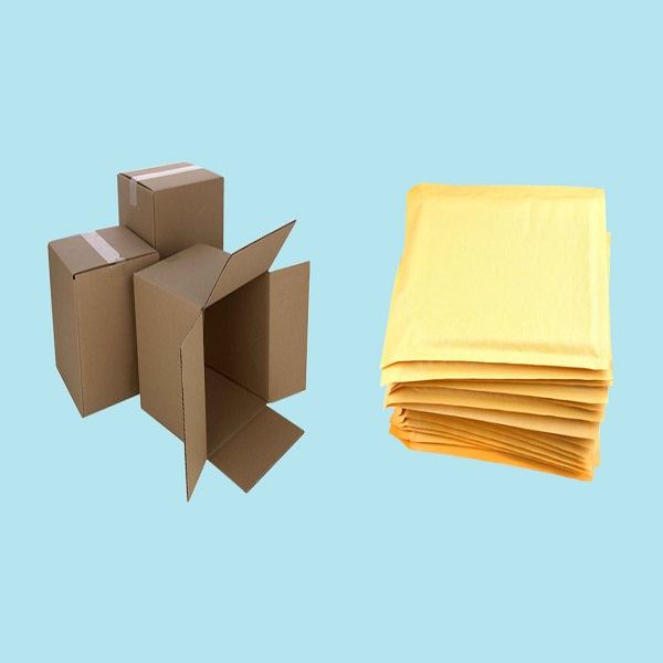 Box vs poly-mailers