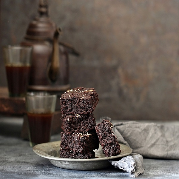 Brownie by Deeba Rajpal