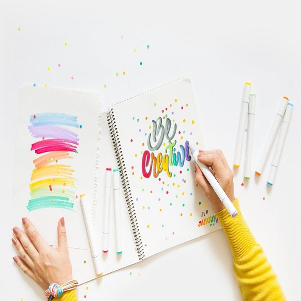 Designing own stationery