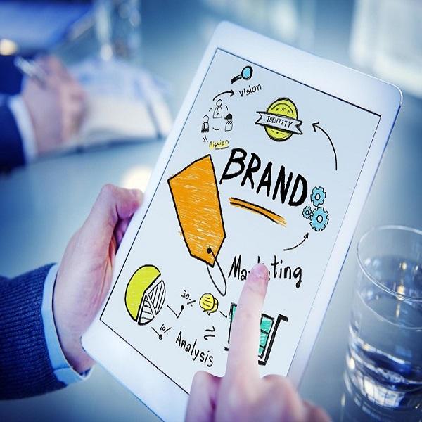 Digital marketing branding