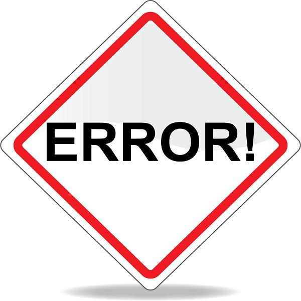Errors | Bulb And Key