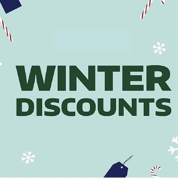 Winter Discount