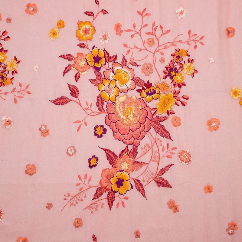 Top 5 Fabrics For Hand Embroidery