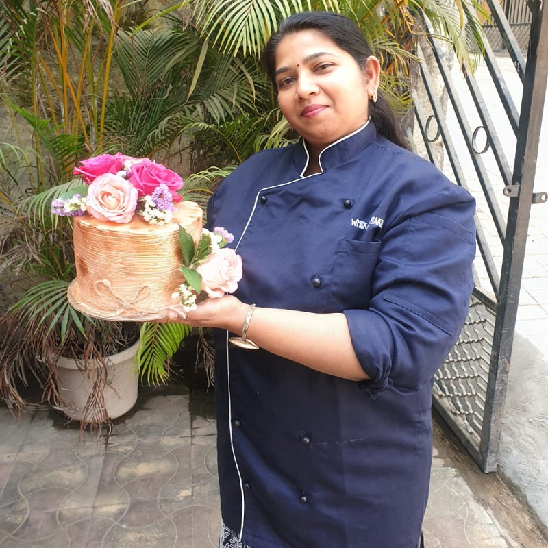 The Talented Bakery And Confectionery Chef Neeta Raj Believes That Women Should Be Given Equal Opportunities To Pursue Their Dreams