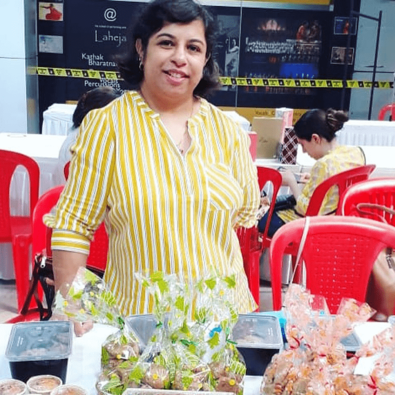 Read How Baker Ritu Dalal Accomplished Her Dreams By Bringing Out The Best From Her Opportunities And Making a Way For Herself