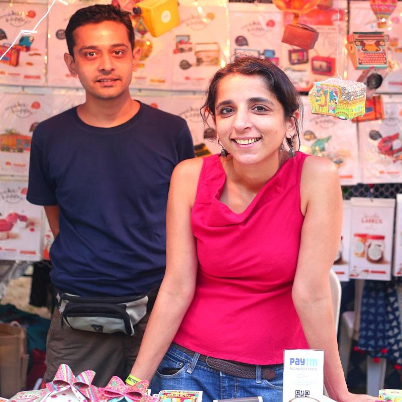 Sky Goodies Craft Master- Misha Gurnanee Gudibanda Tells Her Entrepreneurial Journey