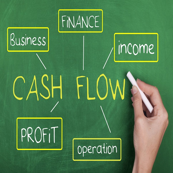 better insights into cash flow | Bulb And Key