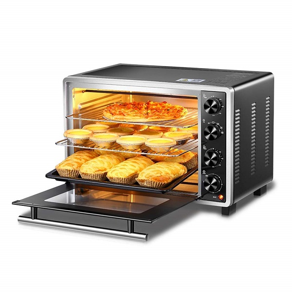 Electric oven for baking | Bulb And Key