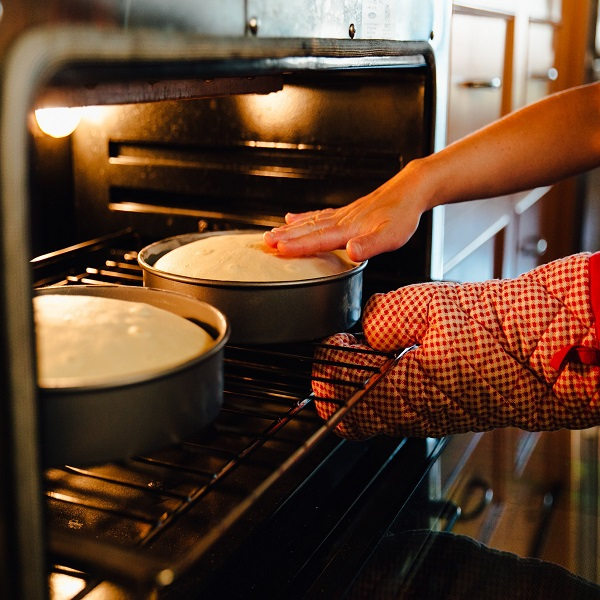 Gas Oven For Baking | Bulb And Key