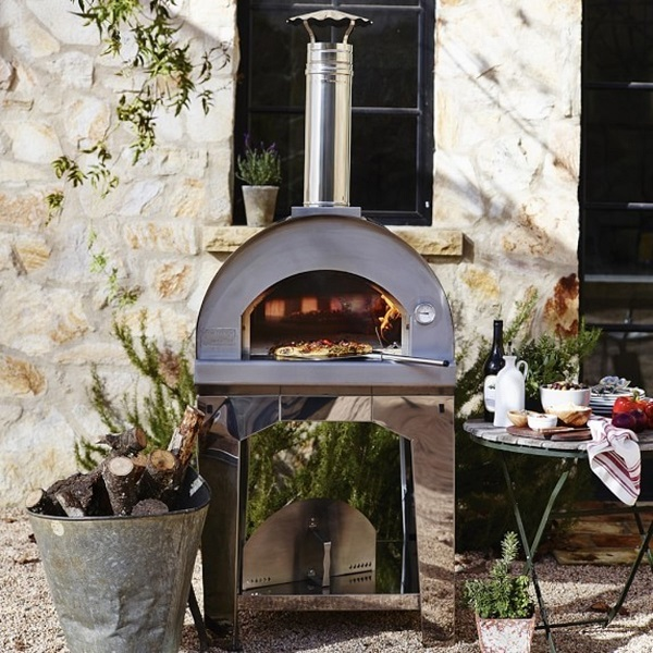 Oven for Pizza | Bulb And Key
