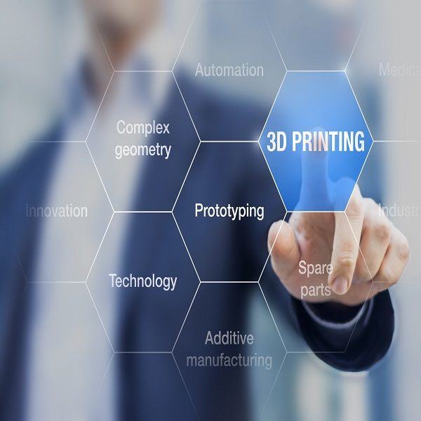 3D Printing Services | Bulb And Key
