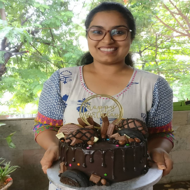 Self Taught Artistic Baker – Aishwarya Asher Shares Her Story With Us