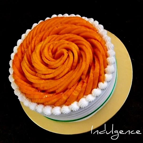 Ashlesha Cake 1 | Bulb And Key