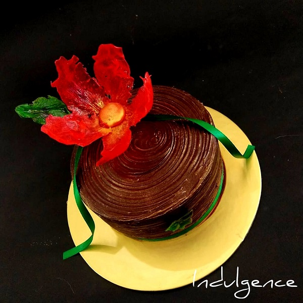 Ashlesha Cake 3 | Bulb And Key