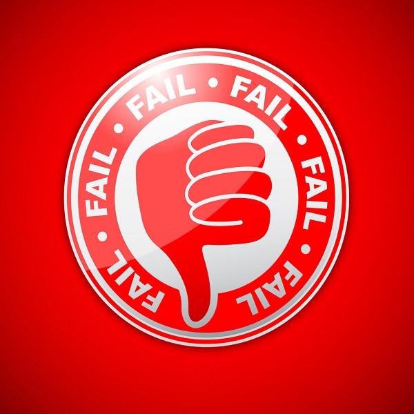 Fail | Bulb And Key
