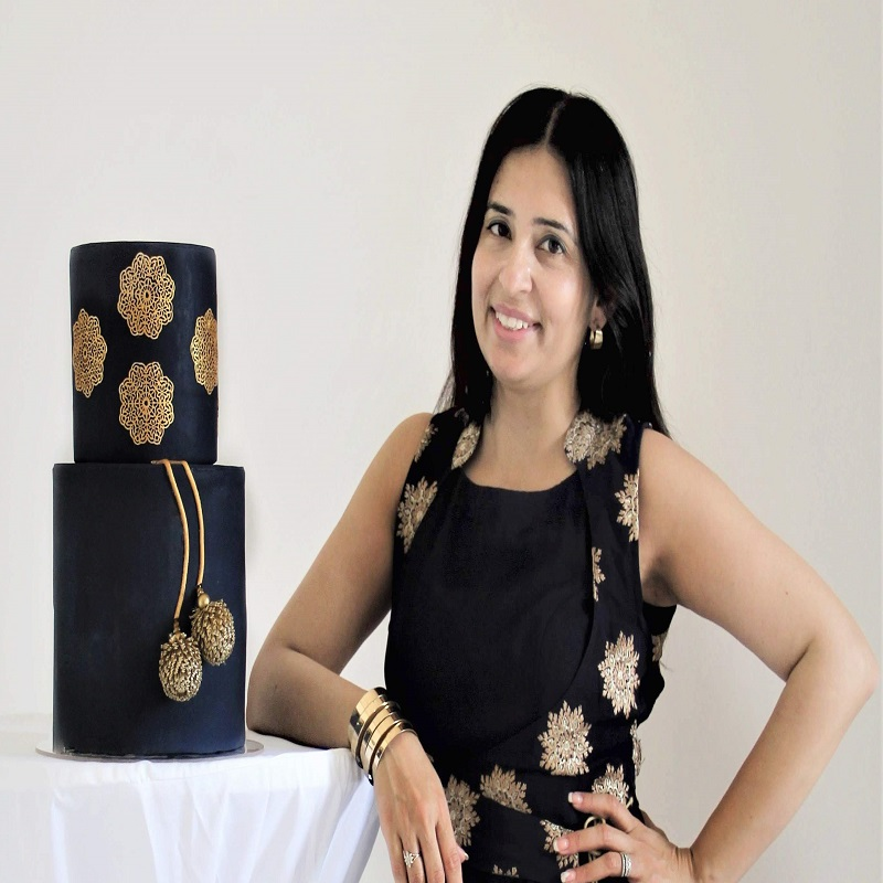 Meet The Super Talented Fashion Cake Stylist And Cake Engineer Ranjana Yadav