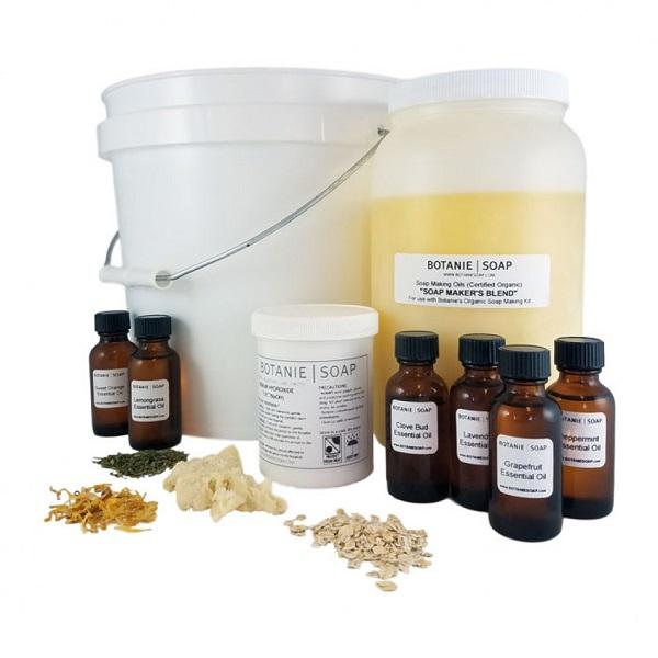 Soap Maker | Bulb And Key