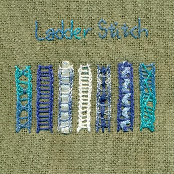 ladder stitches