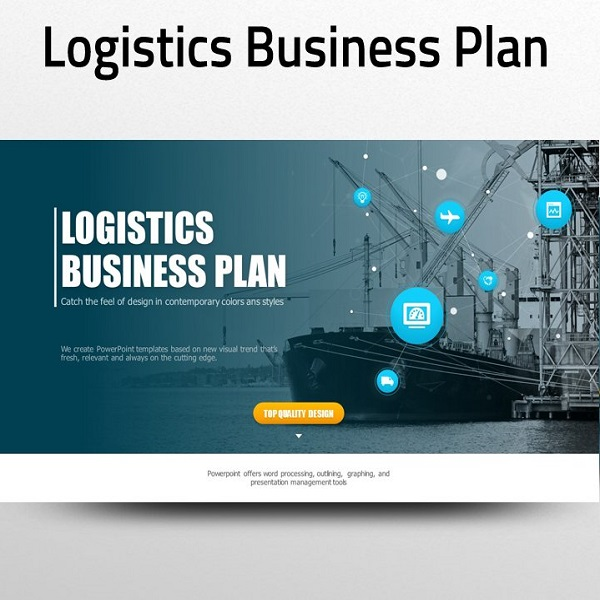 logistics business plan | Bulb And Key