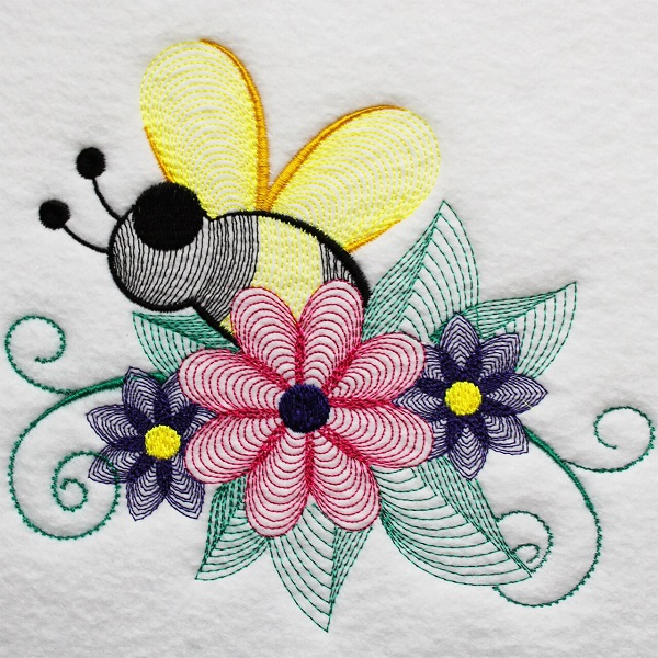 machinee embroidery