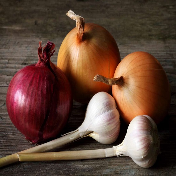 Onion:-