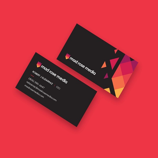 Business Cards | Bulb And Key