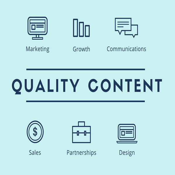 Consistent Quality Content | Bulb And Key