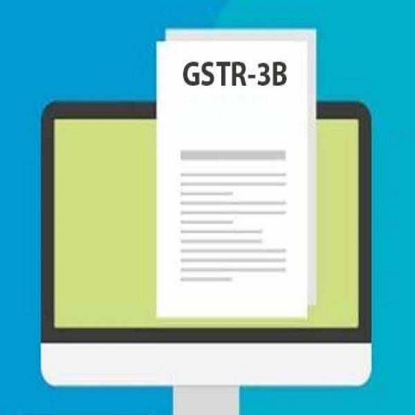 GSTR 3B | Bulb And Key