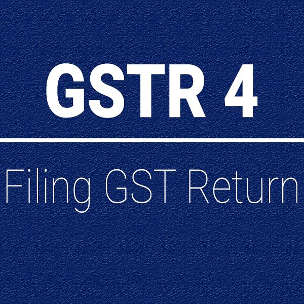 GSTR 4 | Bulb And Key