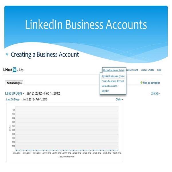 LinkedIn Business Account | Bulb And Key