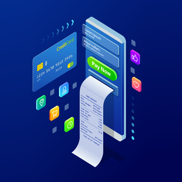 Quick and Easy payment process | Bulb And Key