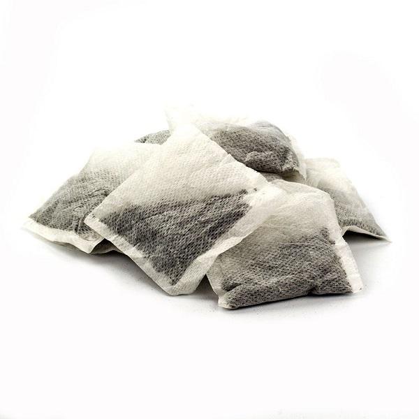 Tea bags: