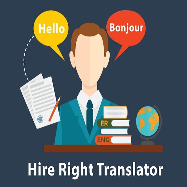hire translator