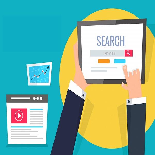 search func