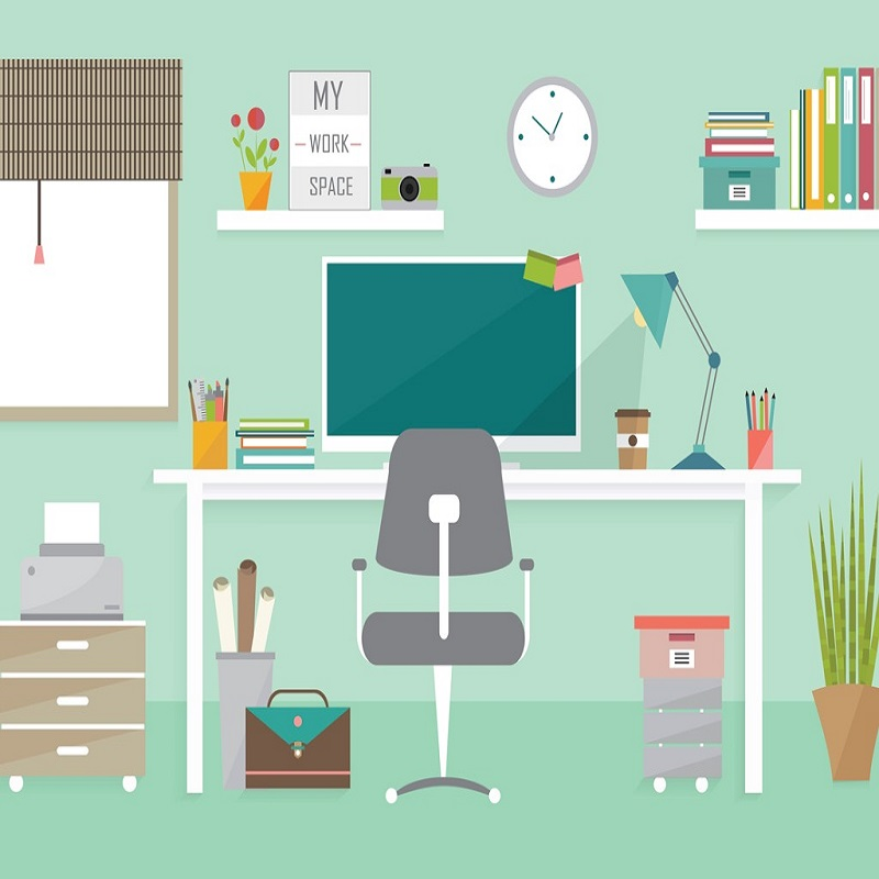 Tips and Tricks to Organize Your Work Space