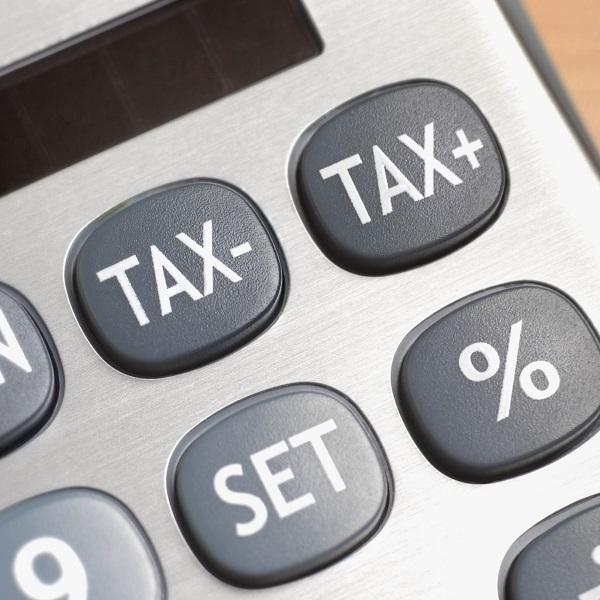 Register for Taxes