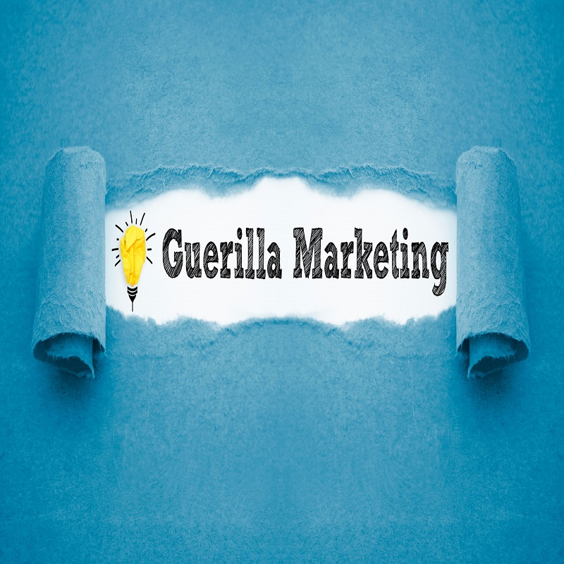 5 Guerrilla Marketing Ideas Feature | Bulb And Key