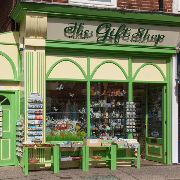 Green Gift Shop   Bulb And Key