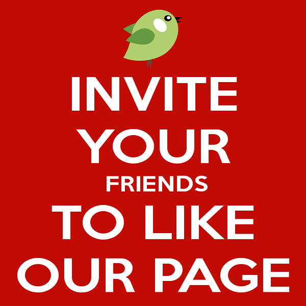 Invite people to like your page | Bulb And Key