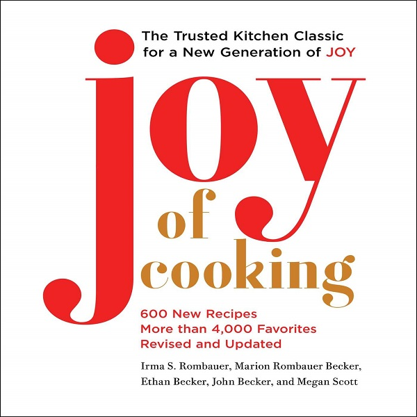 Joy of cooking   Bulb And Key