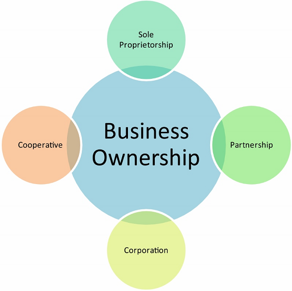 legal business entity