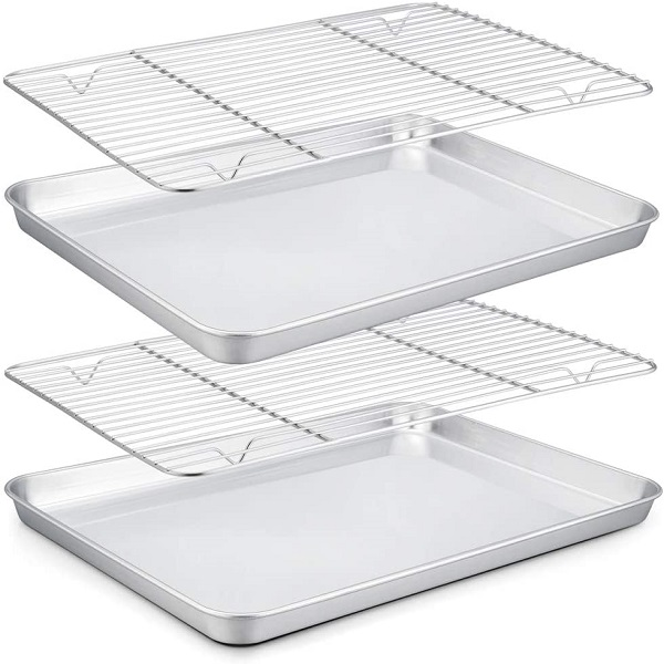 Racks and baking sheets | Bulb And Key