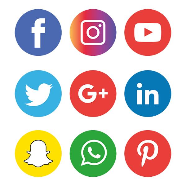 Social Media | Bulb and Key