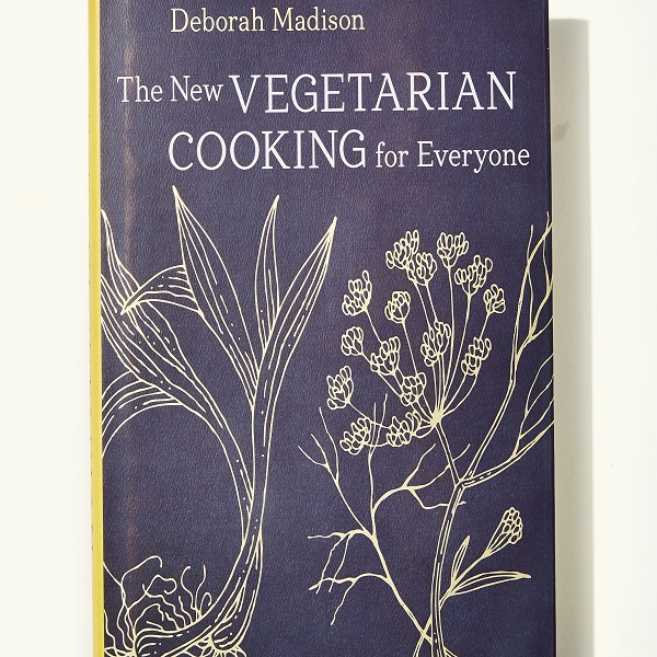 The New Vegetarian Cooking for Everyone   Bulb And Key