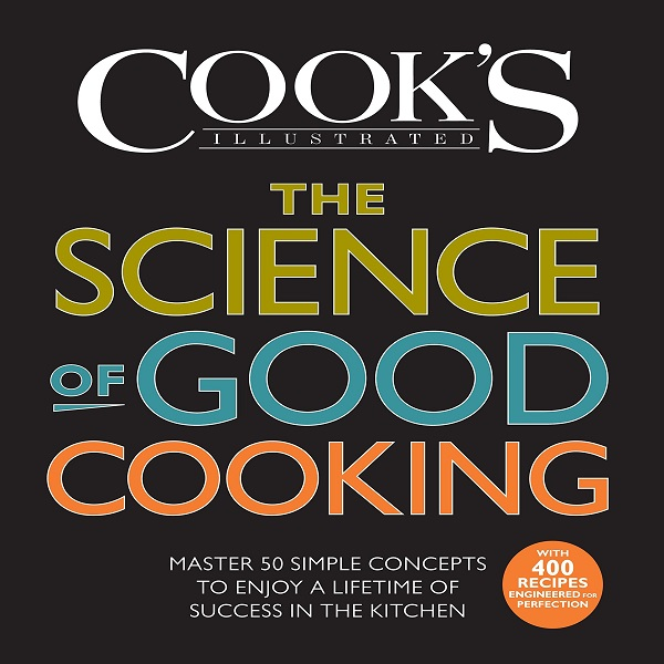 The Science of good cooking | Bulb And Key